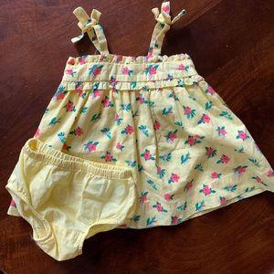 Gap Strappy Dress
